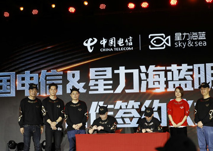 中国电信敢为行业先 开创娱乐营销新模式